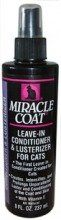 MIRACLE COAT LEAVE-IN CONDITIONER & LUSTERIZER FOR CATS - Naturalna odżywka nabłyszczająca 237 ml