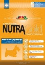 NUTRA GOLD HOLISTIC Indoor Adult Dog Microbites 7,5 kg