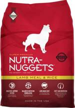 NUTRA NUGGETS Lamb Meal and Rice Adult Dog 3 kg