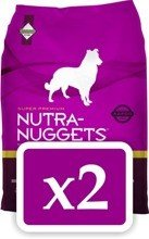 NUTRA NUGGETS Lite/Senior for Dogs 2 x 15 kg