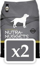 NUTRA NUGGETS Professional Dogs 2 x 15 kg
