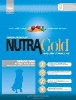 NUTRA GOLD HOLISTIC Senior Dog 2 x 15 kg