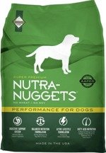NUTRA NUGGETS Performance for Dog 3 kg