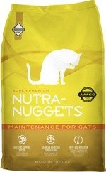 NUTRA NUGGETS Professional for Cats 7,5 kg + NUTRA NUGGETS Maintenance for Cats 7,5 kg