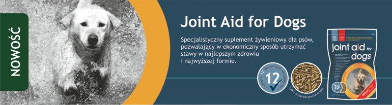 Preparat na zdrowe stawy | Joint Aid for Dogs
