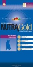 NUTRA GOLD HOLISTIC Indoor Kitten 3 kg