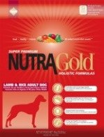 NUTRA GOLD HOLISTIC Lamb & Rice Adult Dog 15 kg