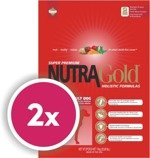 NUTRA GOLD HOLISTIC Lamb & Rice Adult Dog 2 x 15 kg