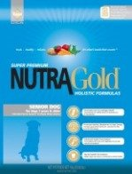 NUTRA GOLD HOLISTIC Senior Dog 15 kg