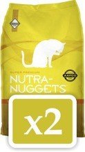 NUTRA NUGGETS Maintenance for Cats 2 x 7,5 kg