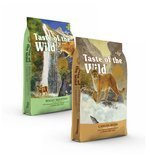 TASTE OF THE WILD Rocky Mountain 2 kg + Canyon River 2 kg
