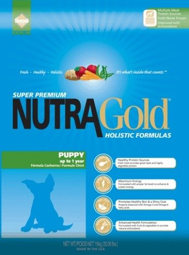 NUTRA GOLD HOLISTIC Puppy 6 kg
