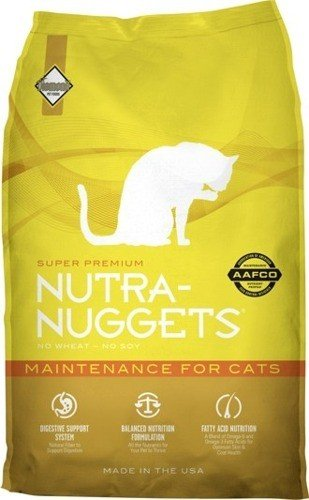 NUTRA NUGGETS Maintenance for Cats 3 kg