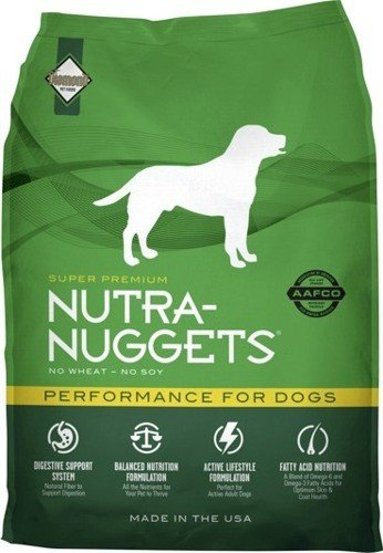 NUTRA NUGGETS Performance for Dog 15 kg