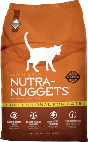 NUTRA NUGGETS Professional for Cats 3 x 7,5 kg