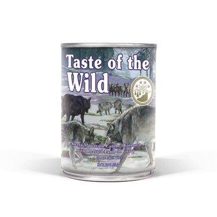 TASTE OF THE WILD Sierra Mountain 390 g
