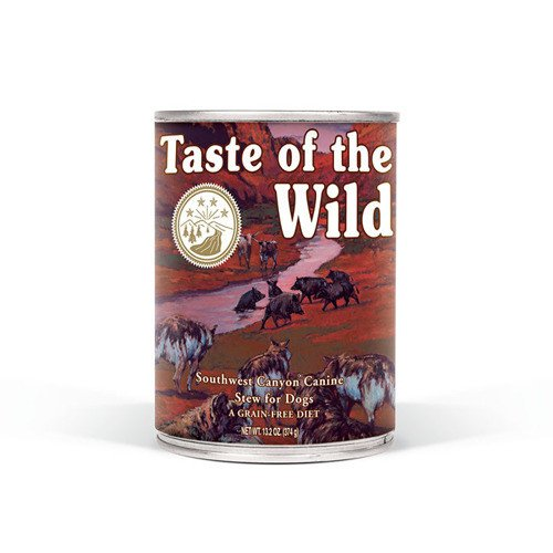 TASTE OF THE WILD Southwest Canyon 390 g x 12 szt.