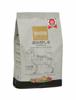 ENOVA Simple Formula for Puppies & Adult Dogs 2 kg