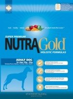 NUTRA GOLD HOLISTIC Adult Dog 2 x 15 kg