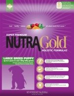 NUTRA GOLD HOLISTIC Large Breed Puppy 15 kg | DATA WAŻNOŚCI: MAJ 2019