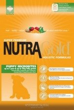 NUTRA GOLD HOLISTIC Puppy Microbites 6 kg
