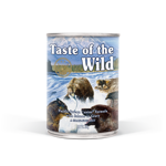 TASTE OF THE WILD Pacific Stream 390 g x 6 szt.